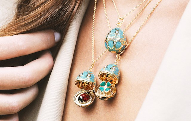 FABERGÉ FAVORITES
